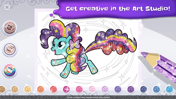 My Little Pony Color By Magic screenshot-6