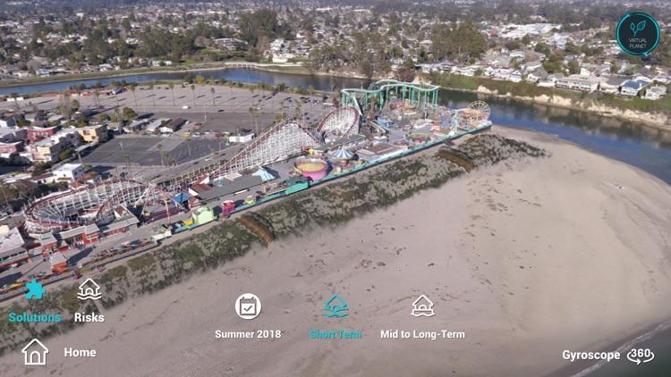 Sea Level Rise: Santa Cruz
