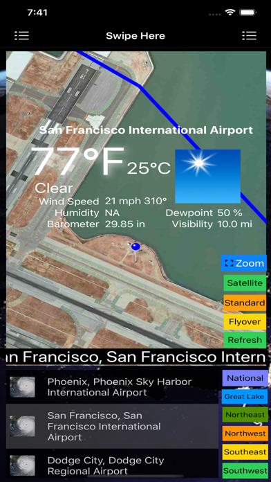 Instant Weather Stations Pro screenshot 1