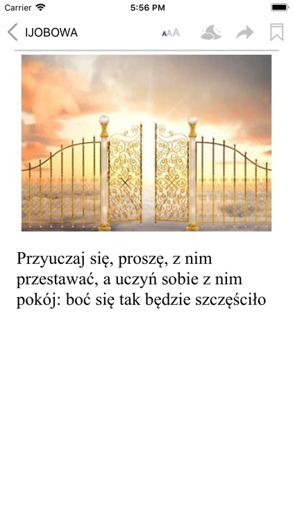 Polish Holy Bible with Audio screenshot-4