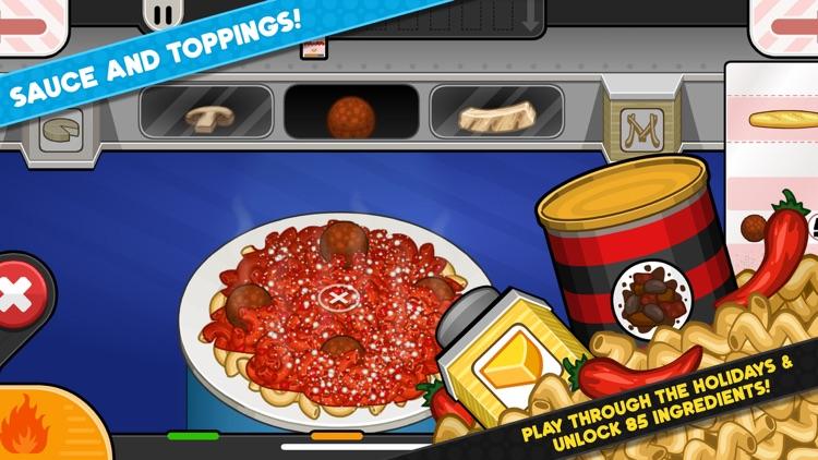 Papa's Pastaria To Go! screenshot-3