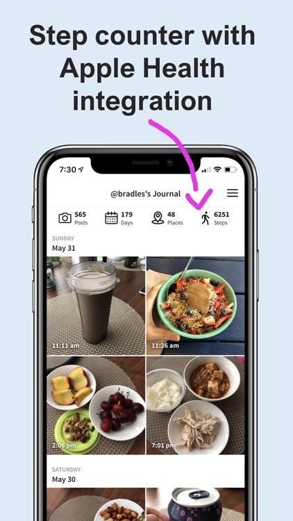 Feast - Mindful Eating screenshot-4
