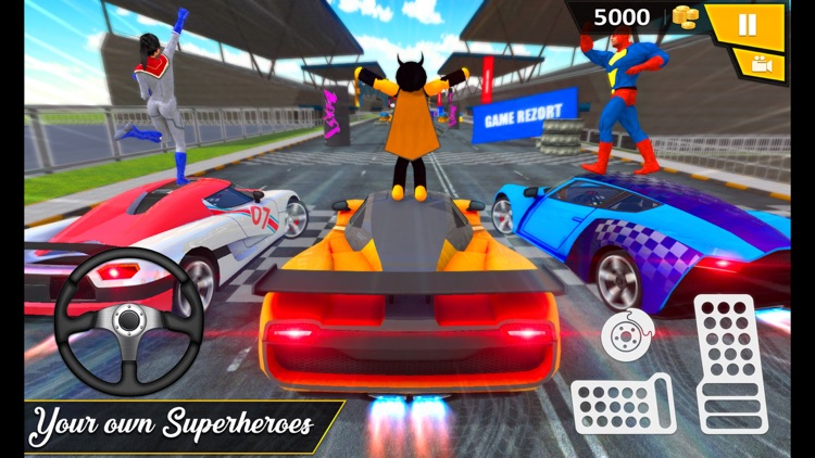 Ramp Rollover: Car Crash Derby screenshot-4