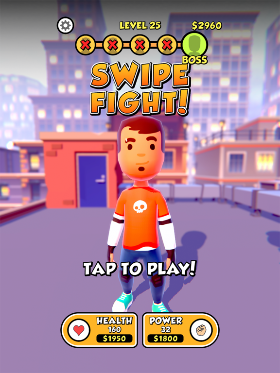 Swipe Fight! screenshot 5