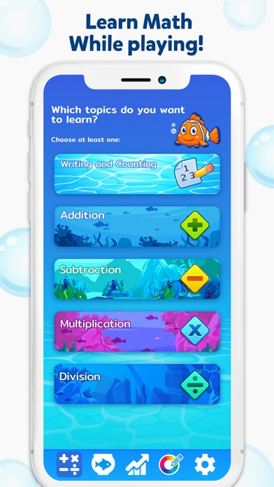 Math Games HomeSchool Learning screenshot 3