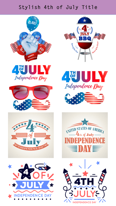 4th of July -Independence Day- screenshot 5