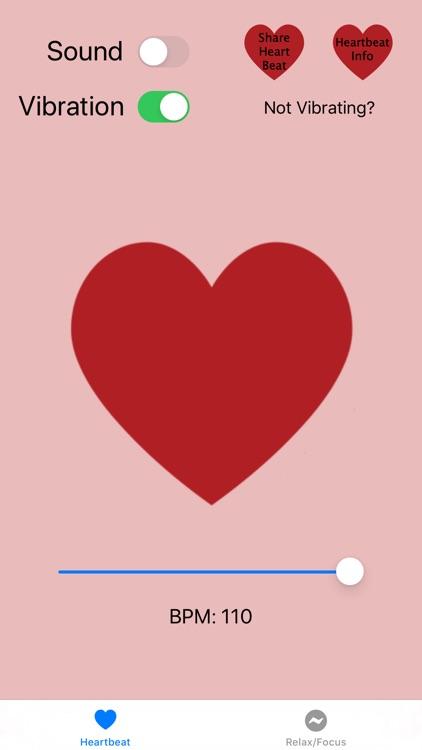 Heartbeat Feeling & Sound Pro screenshot-6
