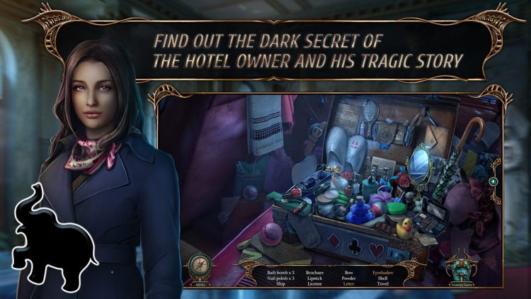 Haunted Hotel: Lost Time screenshot-3