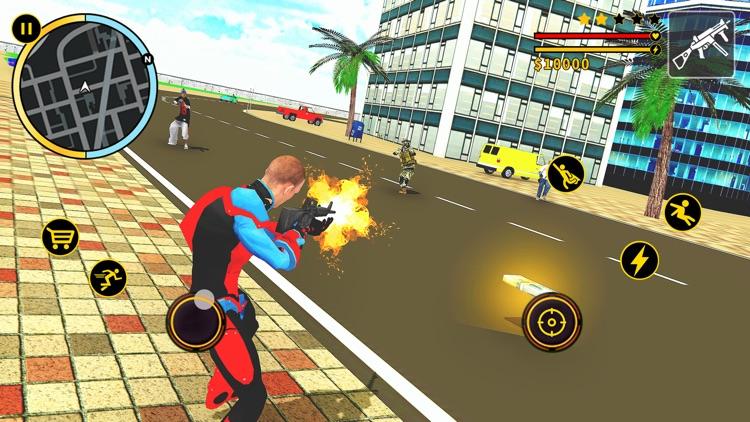 Grand Spider Hero City Battle