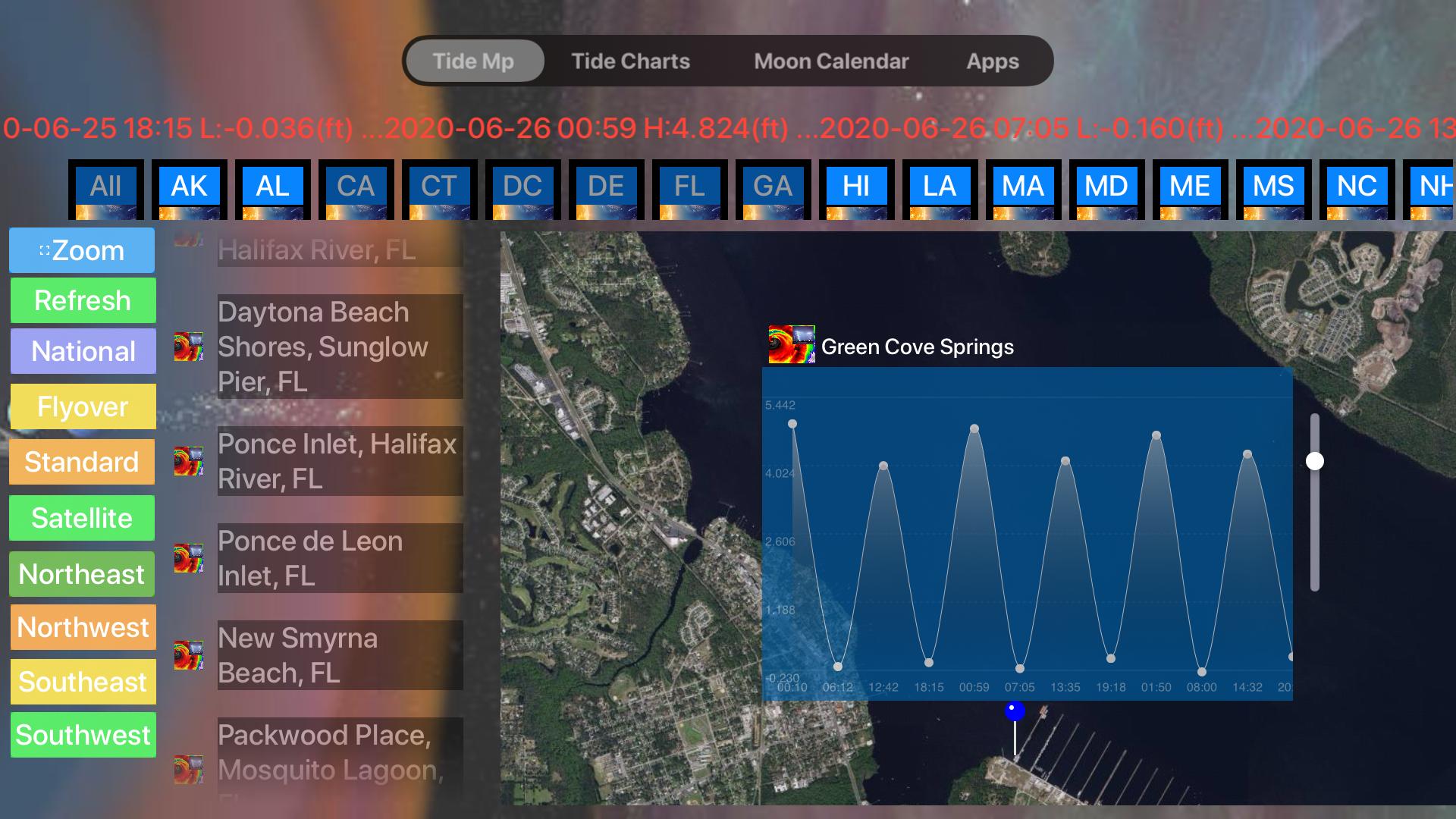 Instant NOAA Tide Pro screenshot 18