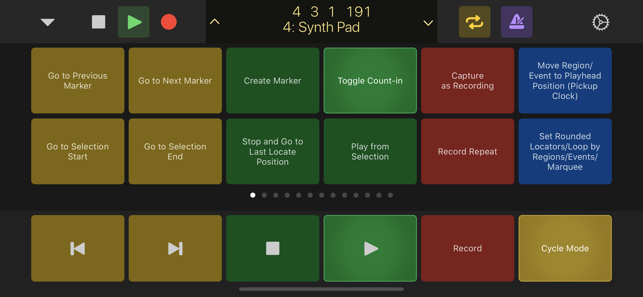 ‎Logic Remote Screenshot