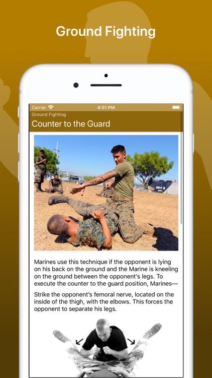 Marine Martial Arts screenshot-7