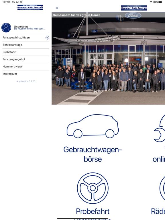 Hommert Auto Zentrum GmbH screenshot 5