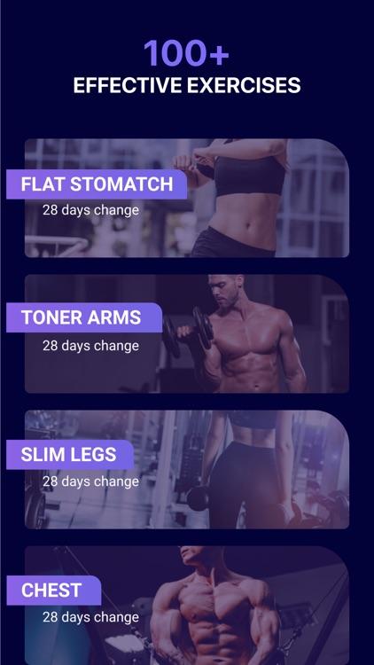 workout: 30 day challenge screenshot-4