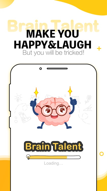 Brain Talent-Puzzle game