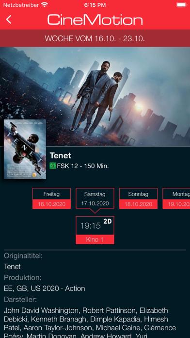 CineMotion Kino screenshot 4