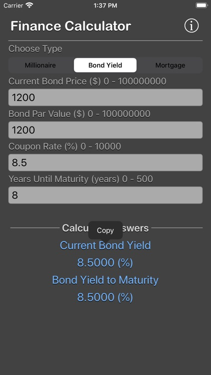 Finance Calculator Plus screenshot-4