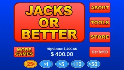 Jacks or Better – Video Poker! 5