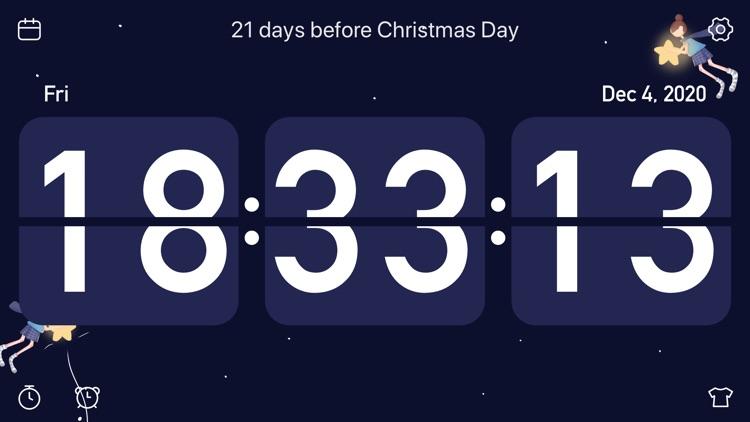 Flip Clock - Countdown days screenshot-4