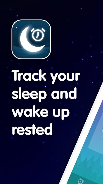 Sleep + Snoring Monitoring App screenshot-0
