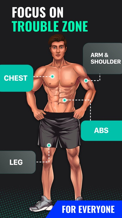 Lose Weight for Men at Home screenshot-3