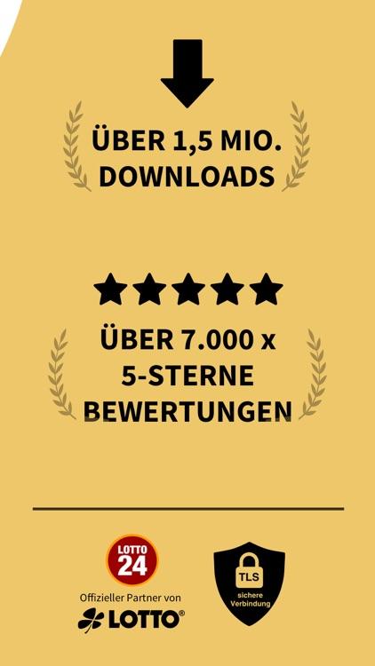 Clever Lotto & Eurojackpot App screenshot-9