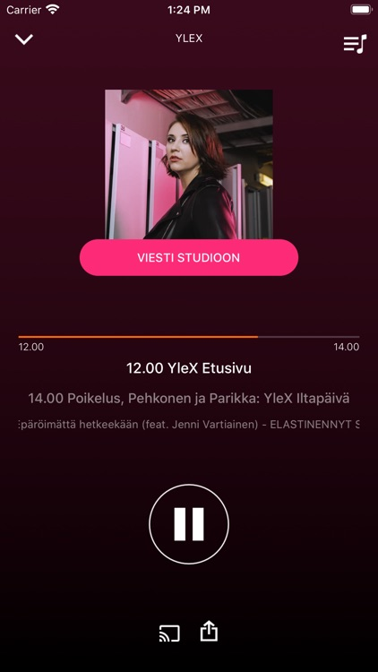 Yle Areena - TV ja radio screenshot-3