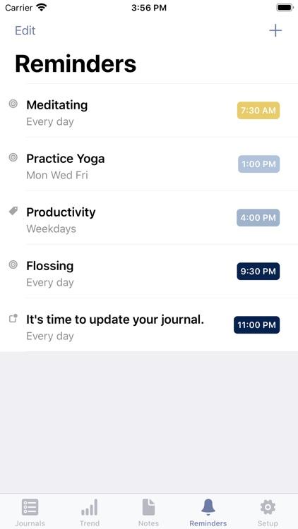Way of Life - Habit Tracker screenshot-4