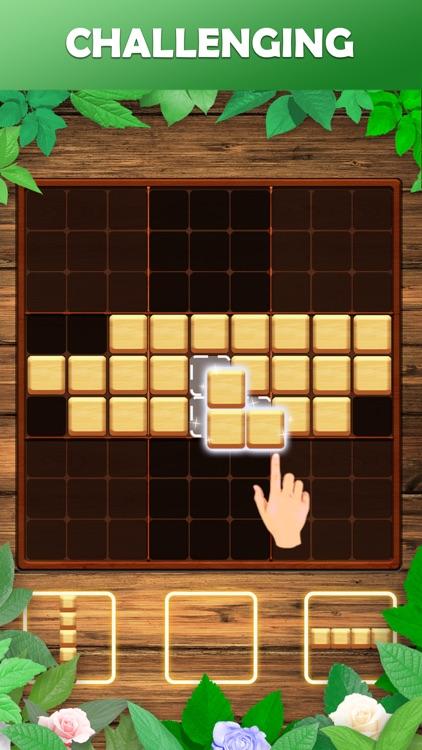 Woodblock Puzzle Block Game screenshot-6