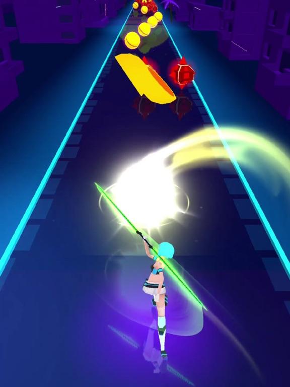Cyber Slash 3D screenshot 7
