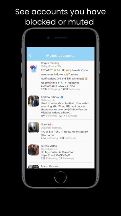 Followers Analytics screenshot-4