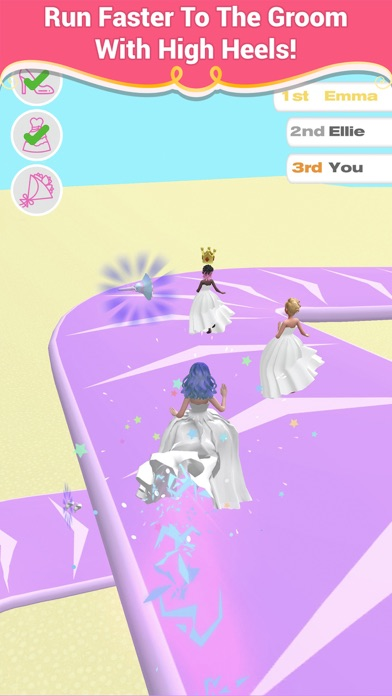 Screen Shot Bridal Rush! 1