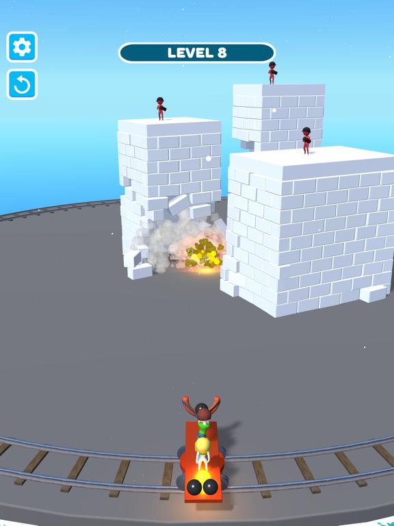 Slingshot Sniper screenshot 13