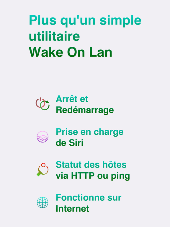 Magic Packet - Wake On LAN WOL