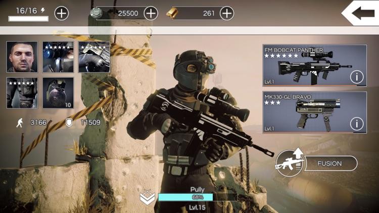 Afterpulse - Elite Squad Army screenshot-5