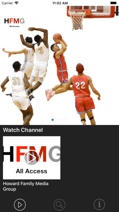 Fieldhouse Sports Screenshot