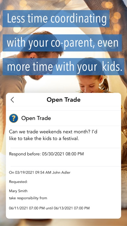 OurFamilyWizard Co-Parent App screenshot-5