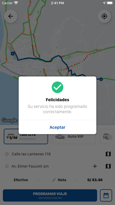 Costa Andina screenshot 7