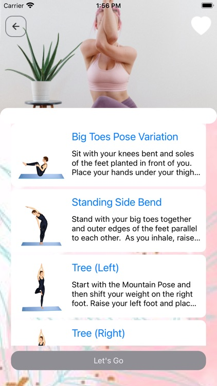 Yoga weight loss Lose weight