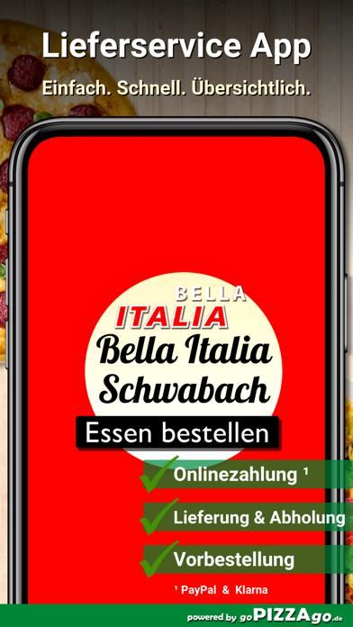 Bella Italia Schwabach screenshot 1