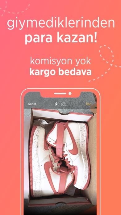 Gardrops - İkinci El Moda iphone ekran görüntüleri