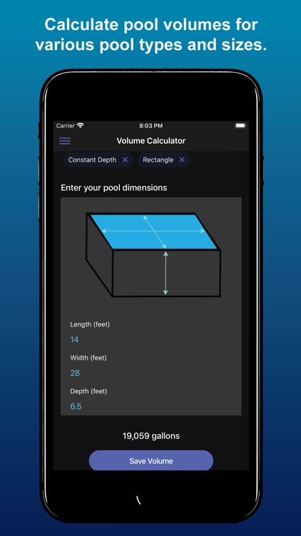 Pool Water Calculator screenshot-4