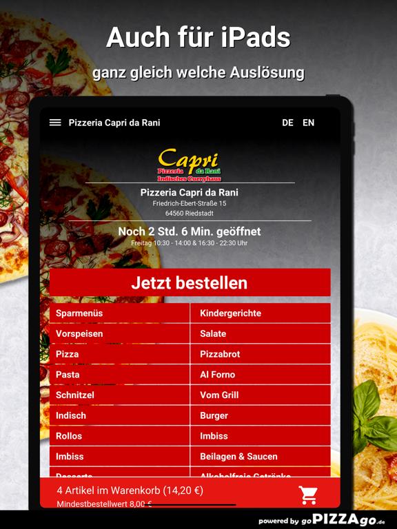 Capri da Rani Riedstadt screenshot 7