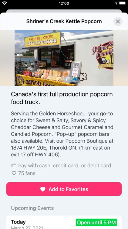 Street Food Toronto screenshot-4
