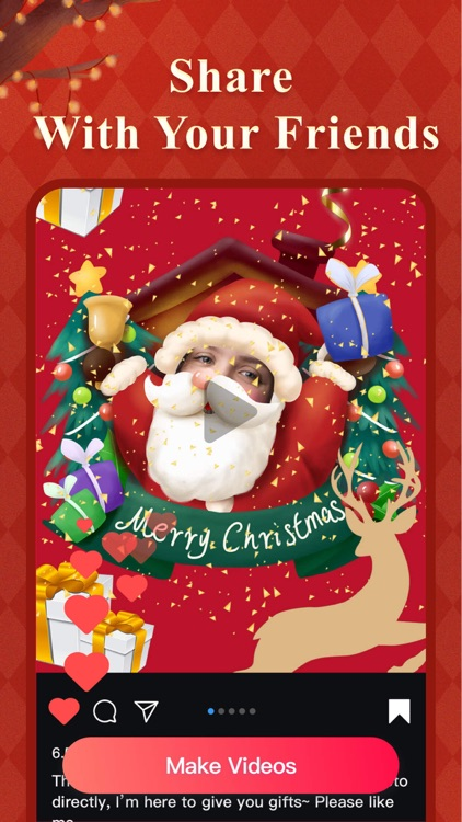 ElfWish - Christmas E-Cards screenshot-3