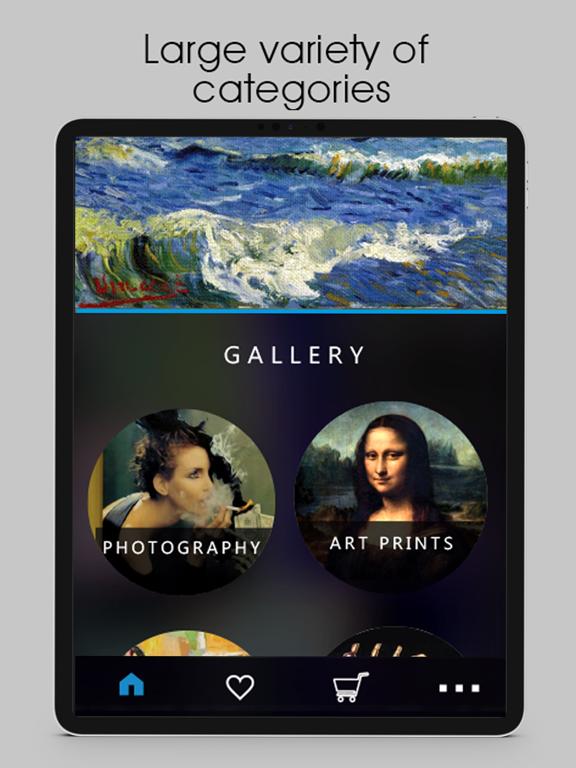 Art World - AR Art Gallery screenshot 9