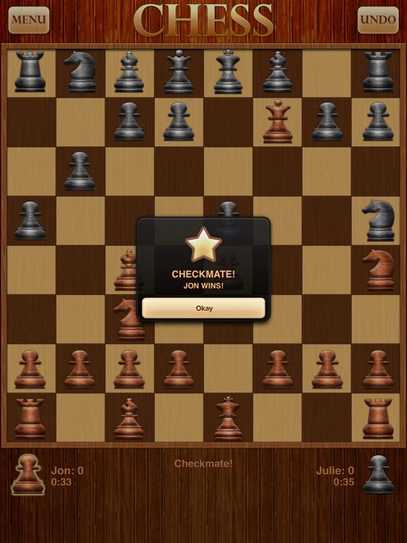 Chess HD  ∙ screenshot three