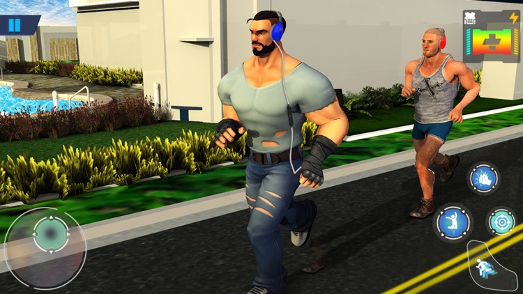 Virtual Gym Buddy Simulator 3D screenshot-5