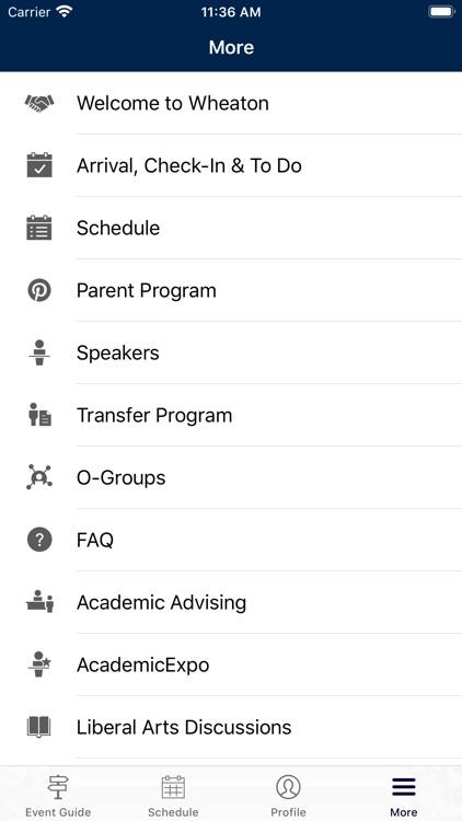 Wheaton Student Engagement screenshot-3