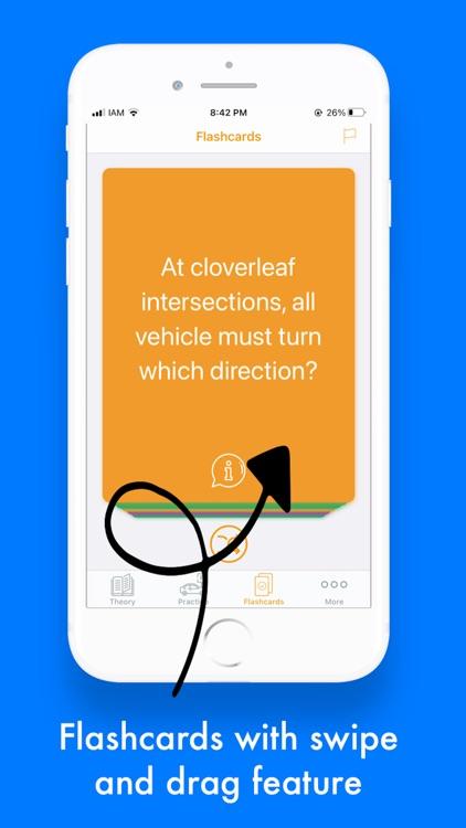 DMV Practice Test by Drivex screenshot-3